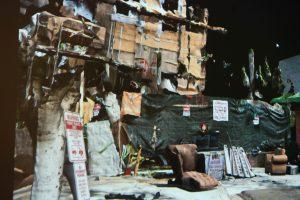 3d scans of a construction site.