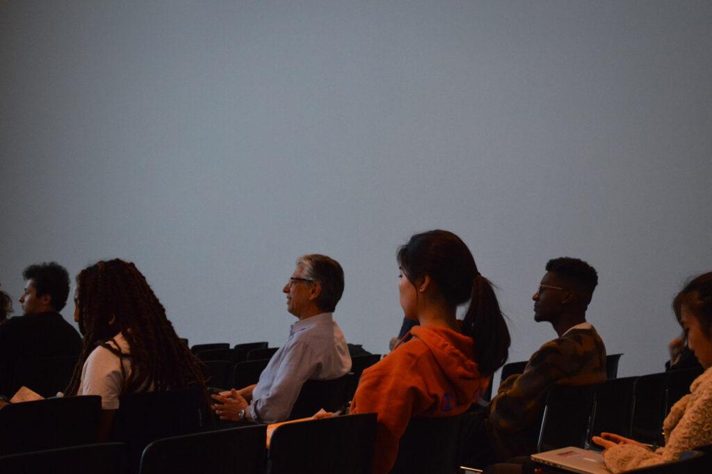 Andrea Polli's audience members.