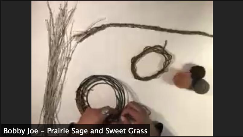 Bobby Joe - Prarie Sage and Sweet Grass