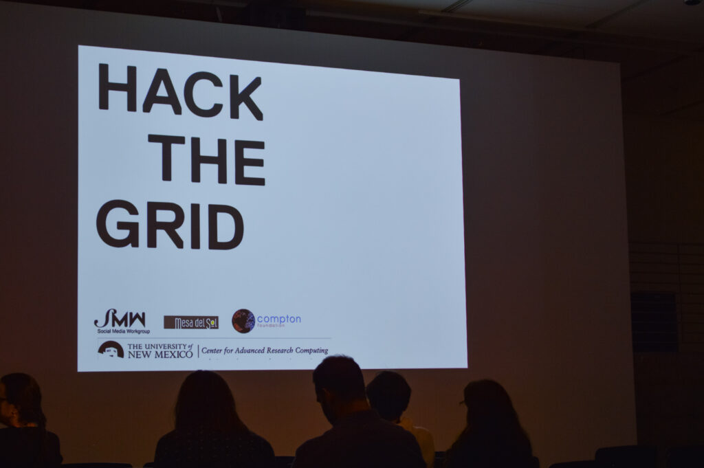 Andrea Polli, Hack The Grid